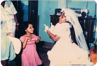 Chandni - Tanzen und mitsingen sind indischer Alltag