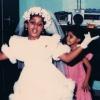 ca. 1987: Chandni und ihre hl. Kommunion