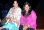 12.10.2007: Die Mutter von Shilpa Shetty, Sunanda Shetty