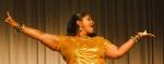 12.06.10: Chandni beim Orientalischen Tanzfest