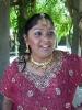 HR-Dreh: Chandni\'s Kostüm