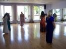 HR-Dreh: Beim Tanzkurs in Griesheim