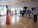 HR-Dreh: Beim Tanzkurs in Griesheim - Dreh hier beendet