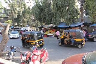 Auto Rikscha's in Bandra (Mumbai)